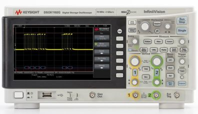 Keysight 1000X-Series oscilloscope